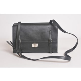 Prada BT0993 Lux Calf Flap Bag