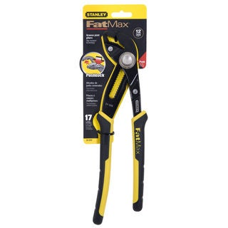 """Stanley Fat Max 84-649 12"""" Stanley Fat Max Joint Groove Pliers"""