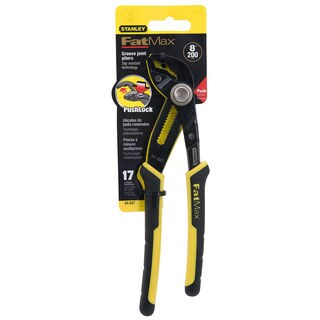 """Stanley Fat Max 84-647 8"""" Stanley Fat Max Joint Groove Pliers"""