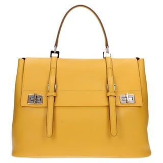 Prada 'Soleil' Saffiano Leather BN2790 Satchel