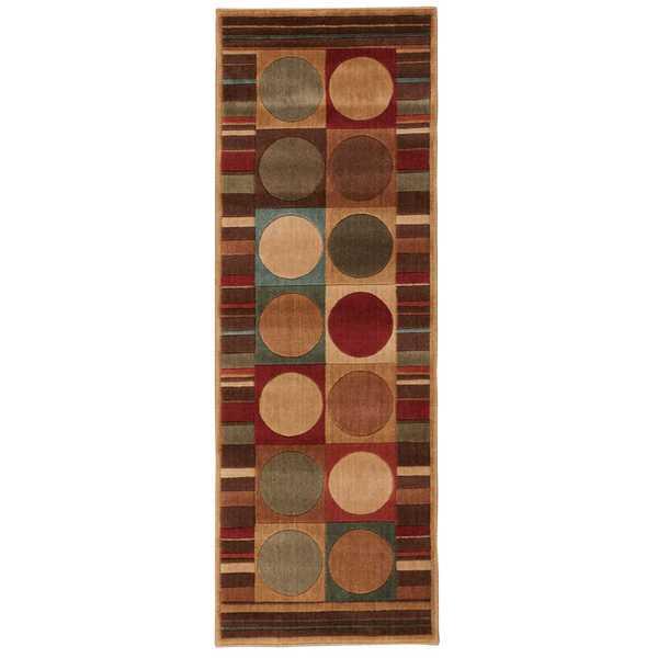 Nourison Somerset Multicolor Area Rug (2' x 5'9) - 2' x 5'9
