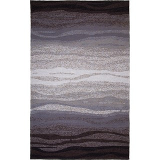 M.A.Trading Hand-Tufted ChineseVista Grey Rug (2'x3')