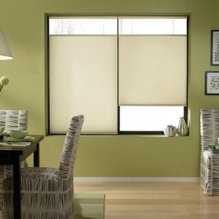 Cordless Top-down Bottom-up Daylight Cellular Shades 19 to 19.5-inch Wide
