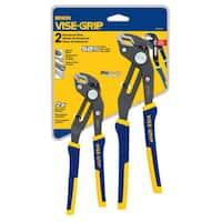 Irwin Vise Grip 2078709 GrooveLock Pliers Set