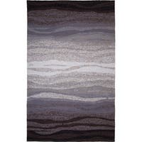 M.A.Trading Hand-Tufted Chinese Vista Grey Rug (5 x 8')