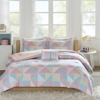 Mi Zone Jackie Pink Comforter Set