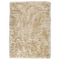 M.A.Trading Hand-woven Indo Dubai Vanilla Rug (3' x 5'4)