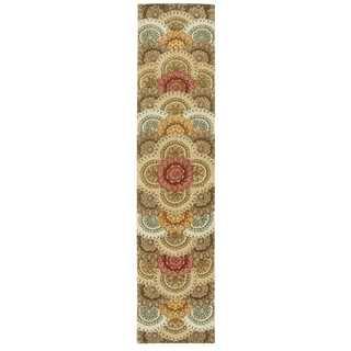 Nourison 2000 Multicolor Area Rug (2'6 x 12')