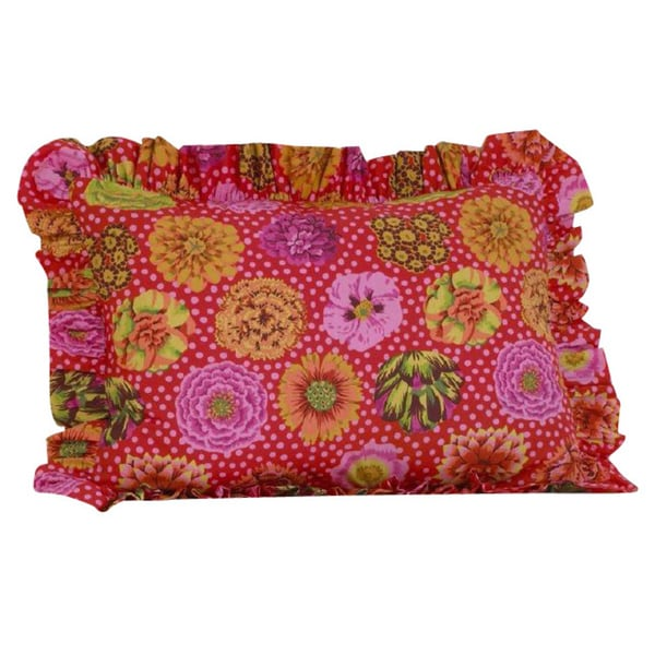 Tula Ruffled Pillow Sham