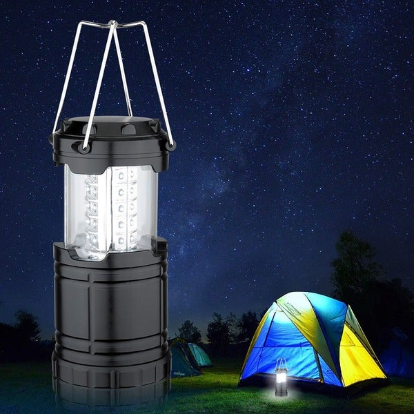 Ultra-bright LED Handheld Portable Lantern Lamp