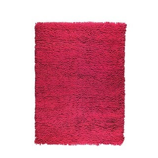 M.A.Trading Hand-woven Indo Berber FD-05 Red Rug (3' x 5'4)