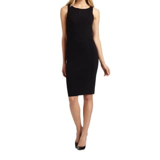 Elie Tahari Anika Black Dress