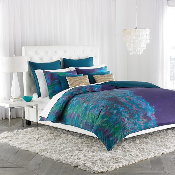 Amy Sia Midnight Storm 3-piece Comforter Set. Opens flyout.
