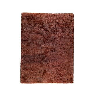 M.A.Trading Hand-woven Indo Berber FD-07 Bronze Rug (3' x 5'4)