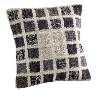 M.A.Trading Hand-woven Indo Dominico Pillow