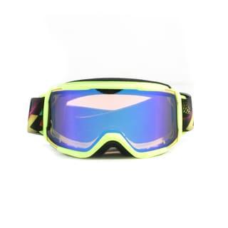 Smith Daredevil Youth Fit Medium Blue Sensor Mirror Snowboard Goggles
