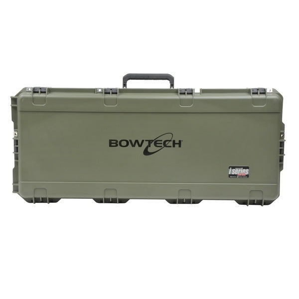 SKB Bowtech iSeries Parallel Limb Single Bow Case (Green)
