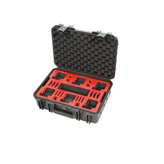 SKB iSeries 1711 (6 Six Go Pro Camera Case)
