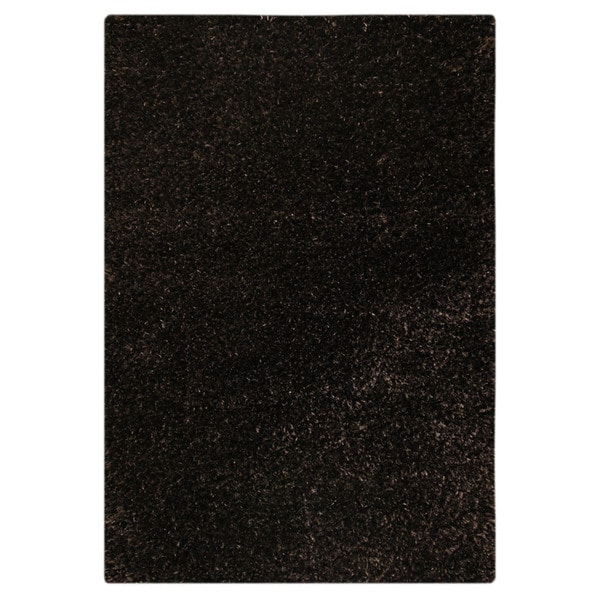 M.A.Trading Hand-Tufted Indo Twilight Charcoal Rug (7'10 x 9'10)