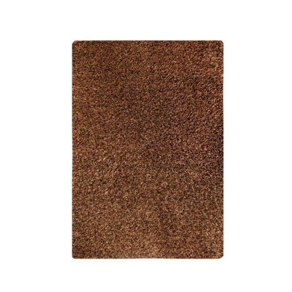 M.A.Trading Hand-Tufted Indo Twilight Brown Rug (7'10 x 9'10)
