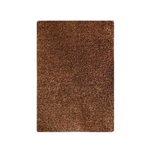 Handmade M.A.Trading Indo Twilight Brown Rug (7'10 x 9'10) (India)