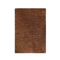Handmade M.A.Trading Indo Twilight Brown Rug (7'10 x 9'10) (India)