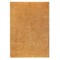 Handmade M.A.Trading Indo Palo Gold Rug (7'10 x 9'10) (India)