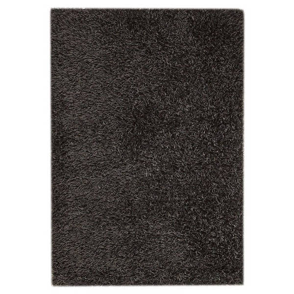 M.A.Trading Hand-Tufted Indo Palo Black Rug (7'10 x 9'10)