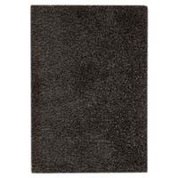 Handmade M.A.Trading Indo Palo Black Rug (7'10 x 9'10) (India)