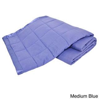 All Season Down Alternative Satin Trim Blanket