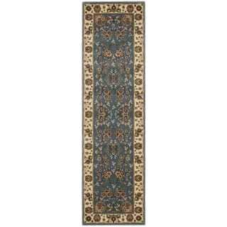 Nourison Persian Arts Light Blue Area Rug (2'3 x 12')