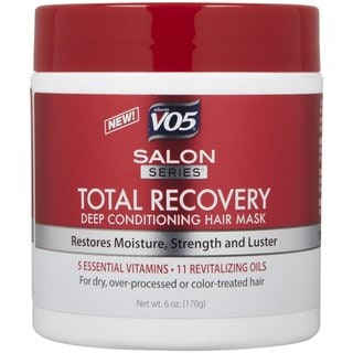 VO5 Salon Series Total Recovery Deep Cleansing 6-ounce Hair Mask