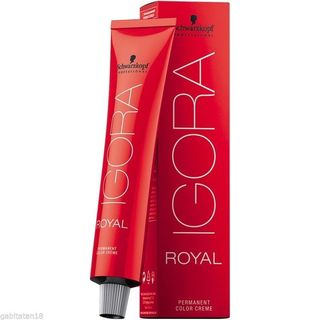 Schwarzkopf Igora Royal Permanent Color 4-0 Medium Brown