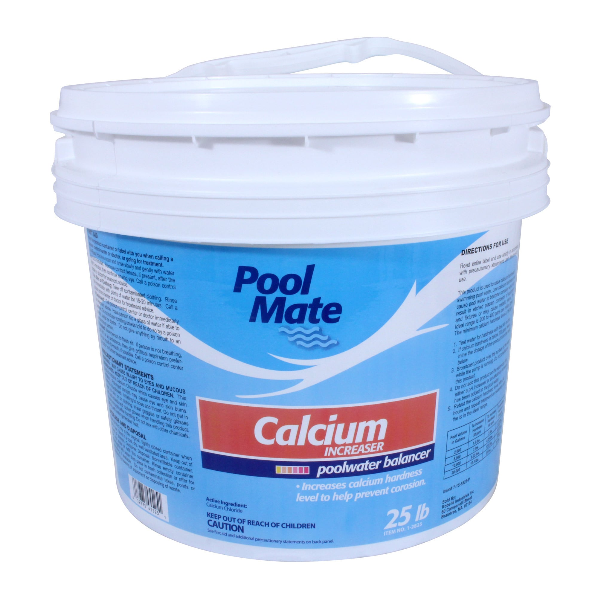 Pool (Blue) Mate Calcium Increaser 25 lb. (25 lb. Container)