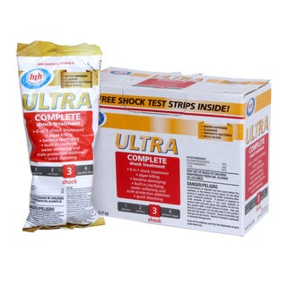 HTH Ultra Complete Shock Treatment