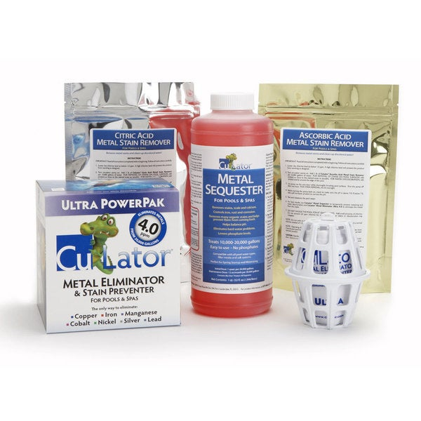 Cu Lator Green Water Eliminator Kit