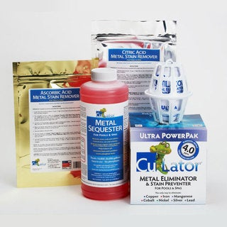Cu Lator Metal Stain Eliminator Kit