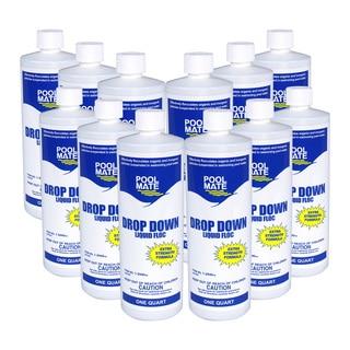 1 Qt. Drop Down Liquid Floc 12 Pk