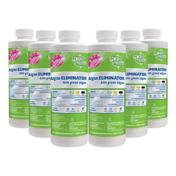 Aqua Swimming Pools Product : Aqua chem swimming pool algae eliminator free shipping