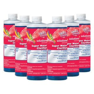Aqua Chem Swimming Pool Super Water Clarifier