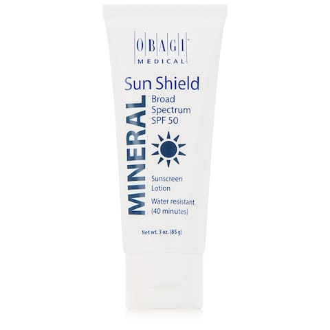 Obagi Sun Shield MINERAL Broad Spectrum SPF 50 Sunscreen 3-ounce Lotion