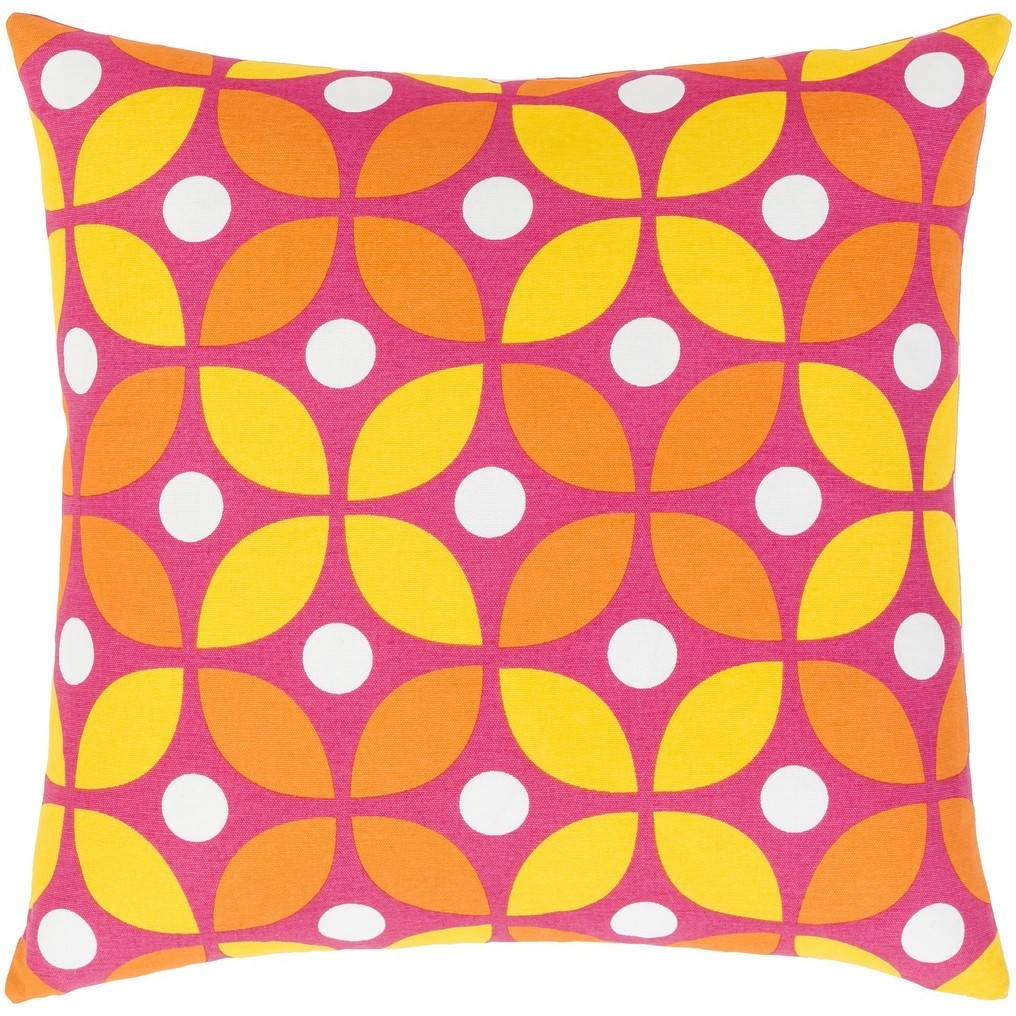 SURYA Decorative Gail 20-inch Down or Poly Filled Throw P...