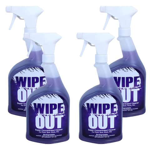 Wipe Out Swimming Pool and Spa Surface Cleaner
