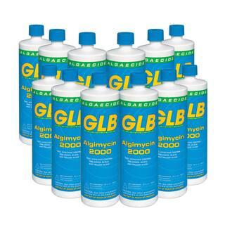 GLB Swimming Pool Algimycin 2000 Algaecide|https://ak1.ostkcdn.com/images/products/11586179/P18526700.jpg?impolicy=medium