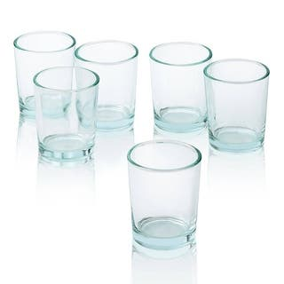 Clear Candles Amp Candle Holders For Less Overstock Com
