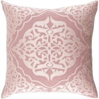 Decorative Fort Collins 20-inch Feather Down or Poly Filled Throw Pillow