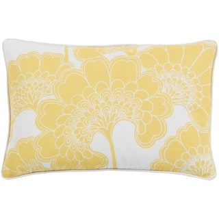 Decorative Cowes Feather Down or Poly Filled Throw Pillow (13 x 20)