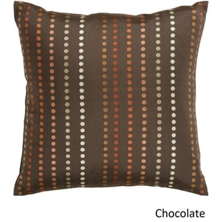 Decorative Sleaford 18-inch Dotted Throw Pillow Cover