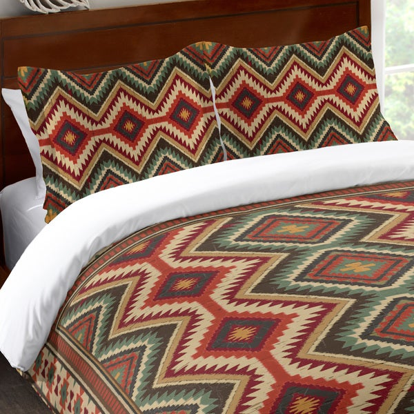 Laural Home Southwestern Pattern Standard Pillow Sham