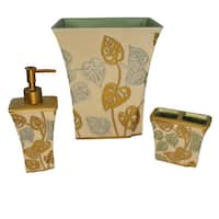 Sherry Kline Paradisio 3-piece Bath Accessory Set
